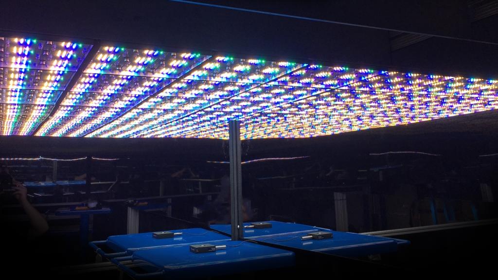 Sunbrick solar simulators