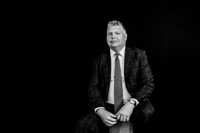 Steve McMahon portrait