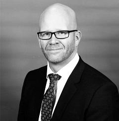 Doug Holt, AVP, Investments